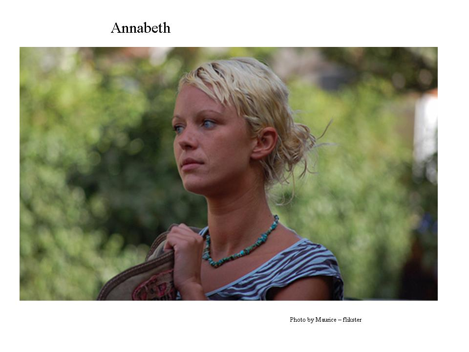 good picture for Annabeth.